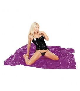 Винилов чаршаф Purple