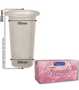 Презервативи Pasante Female