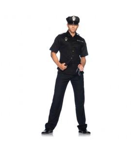 Еротичен костюм Cuff Em'Cop
