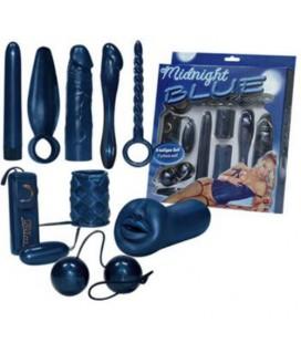 Еротичен комплект Midnight Blue Set