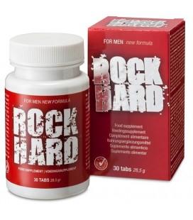 Енергийни натурални таблетки ROCK HARD 30бр.