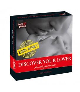 Открийте своя любовник 100% Извратена игра