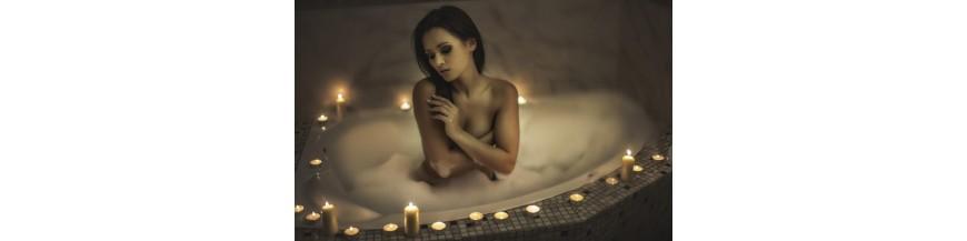 Етерични масла за вана и душ