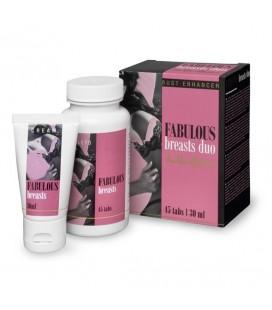 Крем за уголемяване на бюст Fabulous