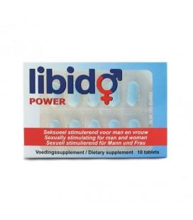 Натурални таблетки Libido Power