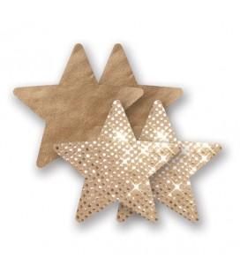 Лепенки за гърди Star