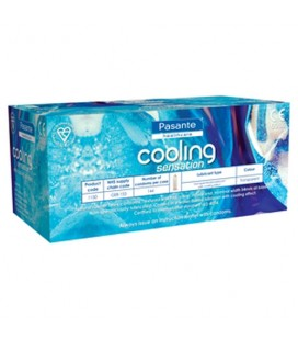 Презервативи с охлаждащ ефект Cooling Sensation