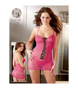 Еротична пижама Pink