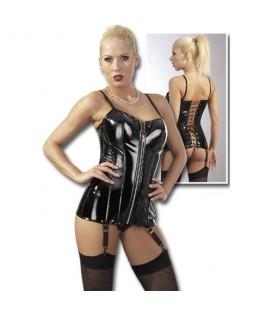 Корсет PVC corsage black