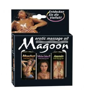 Еротични масажни масла Magoon