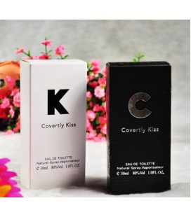 2 бр парфюма с феромони Covertly Kiss