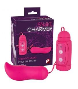 Практичен вибратор Snake Charmer