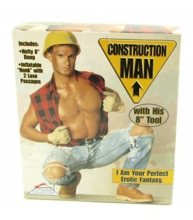 Construction Man Love Doll