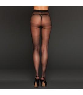 Еротични чорапи Pantyhose Black Spandex