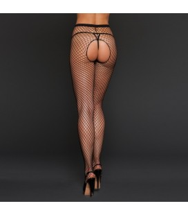 Еротични чорапи Black Fishnet