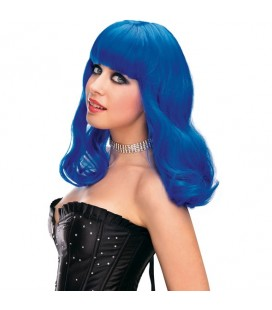 Перука Perry Blue