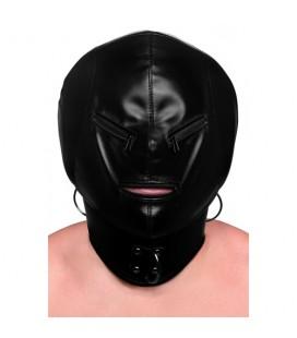 Фетиш маска за цялата глава STRICT 1