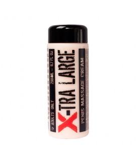 Крем за масаж на пениса (С хидратиращ ефект) X Large
