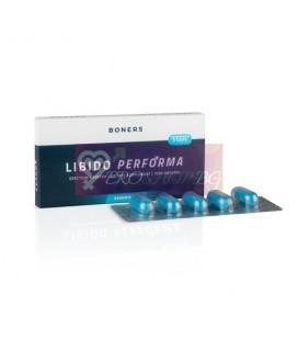 Натурални таблетки за ерекция Libido 5бр.