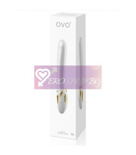 Класически вибратор OVO F8